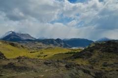 Blick Richtung El Chalten
