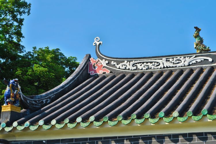 Tang Chung Lung Ancestral Hall - Detail-2