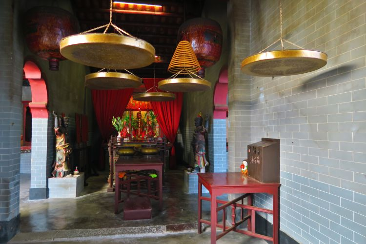 Tin Hau Temple - Halle
