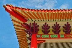 Tempel - Detail