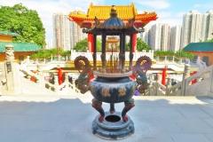 Tempel - Eingang