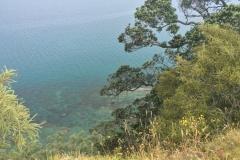 Sandrett Regional Park - Blick vom Kliff