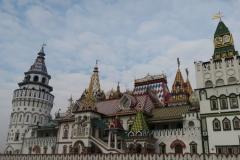 Kreml oder Freizeitpark