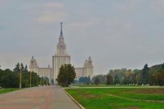 Lomonossow-Universitaet-Park