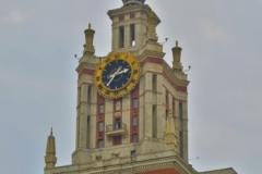 Lomonossow-Universitaet-Uhr
