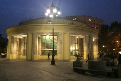 Metro Station Mayajovskaya