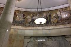 Metro Station - Wandverzierungen