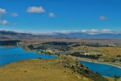 Mount John - Lake Tekapo Village