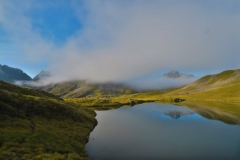 Lake Angelus - Morgenstimmung