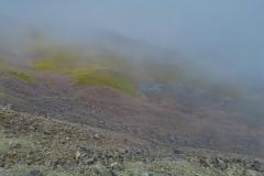 Robert Ridge Route - Blick vom Julius Summit