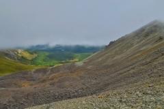 Robert Ridge Route - Flagtop