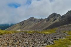 Robert-Ridge-Route-Geroellfelder