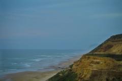 Baylys Beach - Strand nach Norden