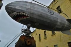 Steampunk Headquarter - Zeppelin