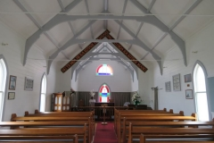 Christ Church Raukokore - Altar