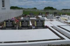 Christ Church Raukokore - Friedhof