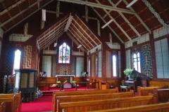 Tikitiki - St Marys Church - Altar