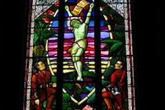 Tikitiki - St Marys Church - Fenster
