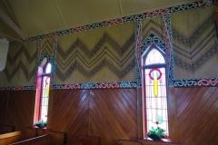 Torere - Kirchenfenster Seite