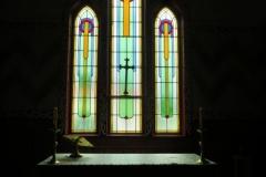 Torere - Kirchenfenster