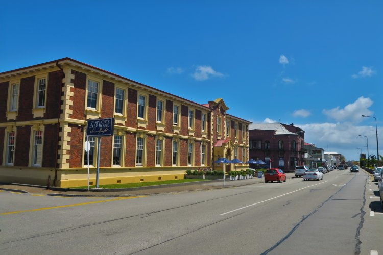 Hokitika - Weld Street