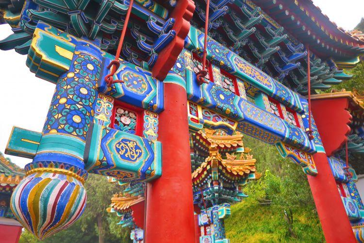 Beihai Park - Detail