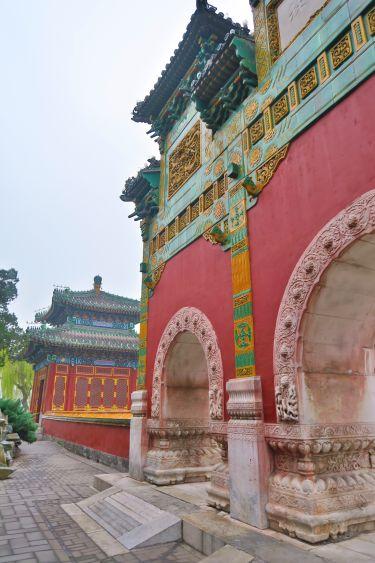 Beihai Park Pavilion