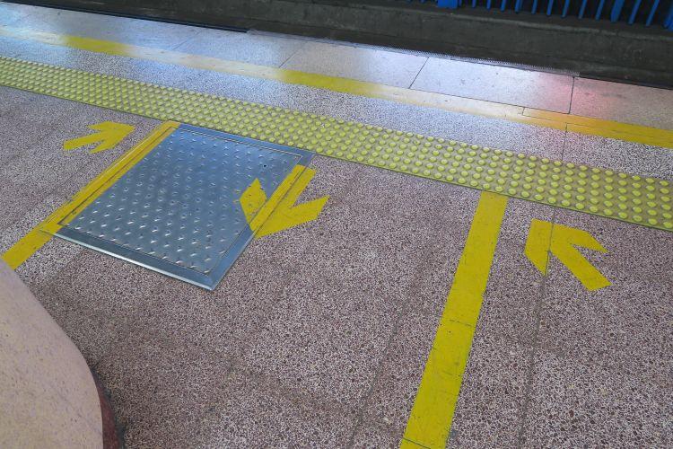 Metro-alles geregelt
