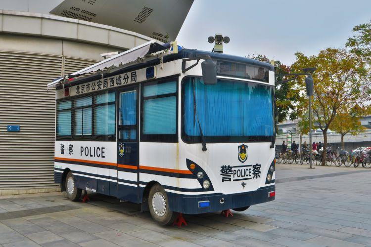 Ueberwachungswagen