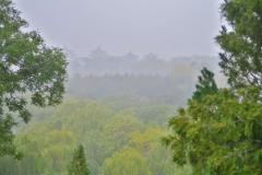 Beihai Park Ausblick vom Jade Flower Island