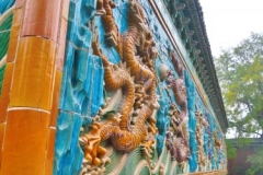 Beihai Park-The Nine-Dragon Wall-2