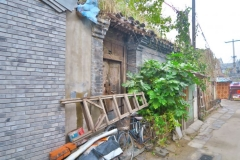 Hutongs- Alt und neu