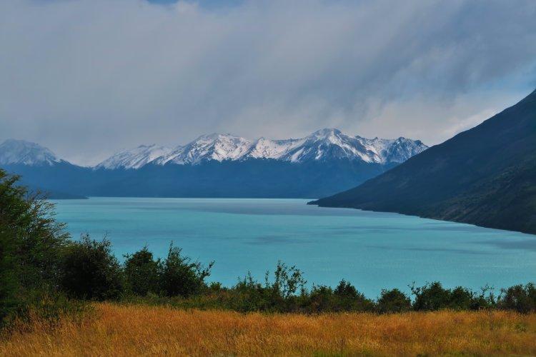 Blick auf den Lago Argentino