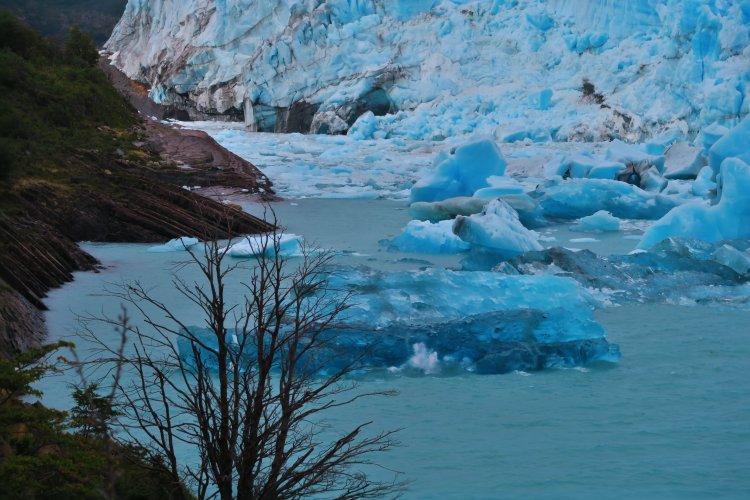 Eisschollen - Perito Moreno Gletscher