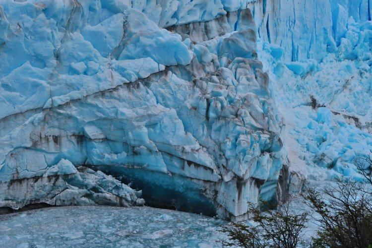 Perito Moreno Gletscher - Details