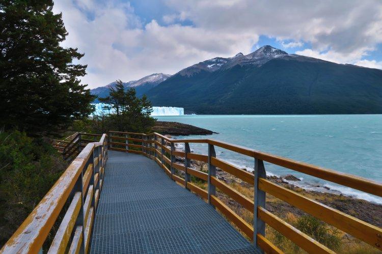Wege - Perito Moreno Gletscher