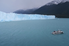 Ausflugschiff Perito Moreno Gletscher