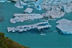 Eisschollen - Perito Moreno Gletscher-2