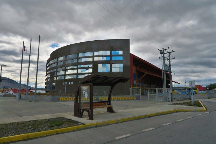 Busbahnhof Puerto Natales