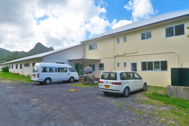 Cook-Islands Football Association Headquarter