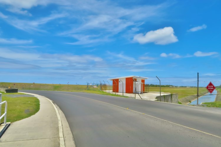 Flughafen - Jetblast Area