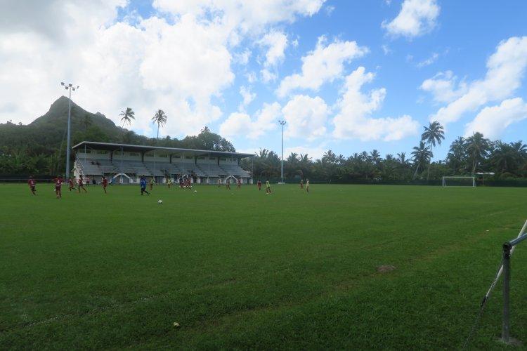 Rarotonga-Stadion