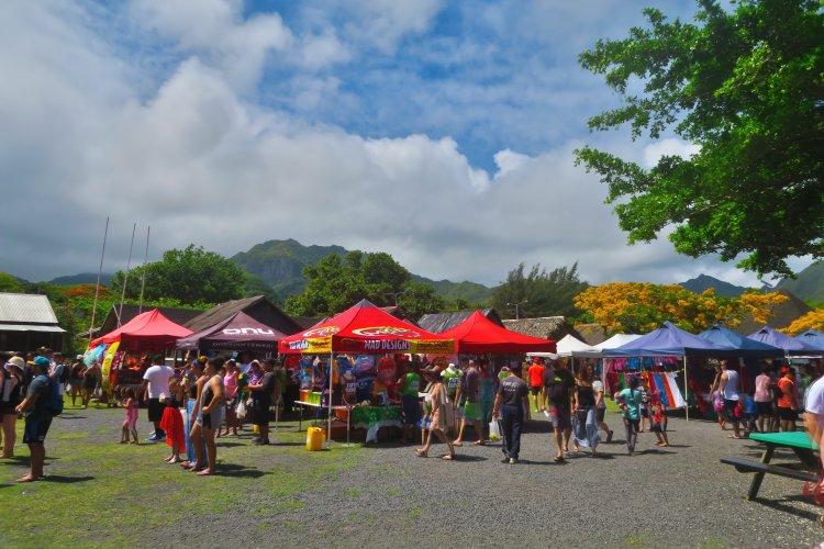 Te Punanga Nu Market-2