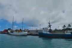 Avatiu Hafen