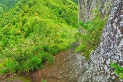 Klettern an der Needle