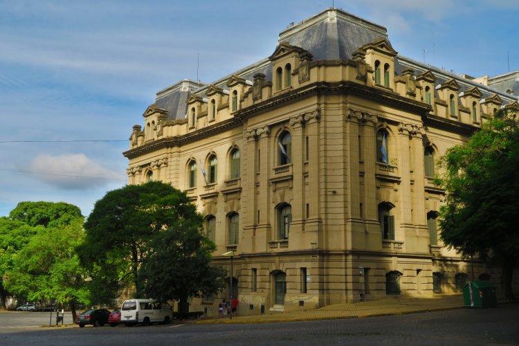 Edificio Aduana de Rosario