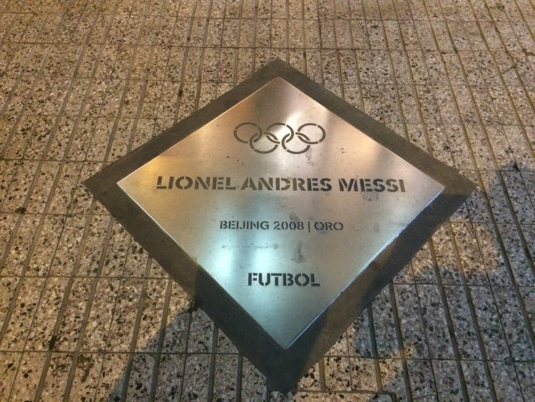Lionel Andres Messi - Olympia