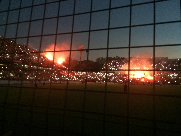 Stadion Rosario Newells Old Boys