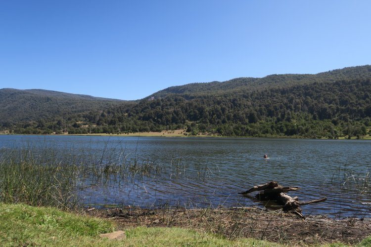 Huella Andina - schwimmen