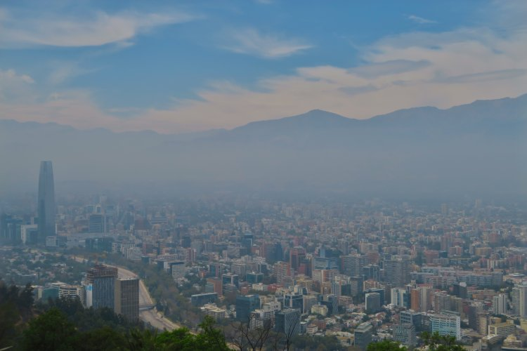Blick-ueber-Santiago-vom-Cerro-San-Cristobal-5